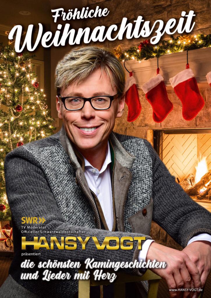 Hansy Vogt Fröhliche Weihnachtszeit